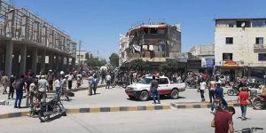Suriye'de patlama: Ölü ve yaralılar var