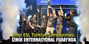 Intel ESL Türkiye Şampiyonası, İzmir Enternasyonal Fuarı'nda