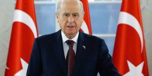 MHP lideri Bahçeli'den flaş 'güvenlik koridoru' açıklaması