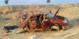 Korkunç kaza! 3 ölü, 4 yaralı