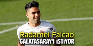 Falcao Galatasaray'ı istiyor