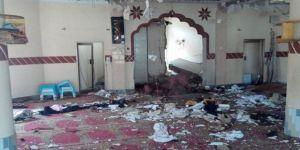 Camiye bombalı saldırı! 5 ölü, 15 yaralı