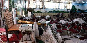 Düğün salonunda patlamada! 63 kişi öldü