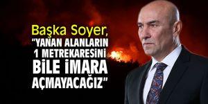Başka Soyer'den flaş yangın açıklaması!