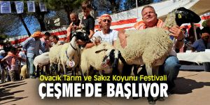 Başkan Oran'dan Ovacık Tarım ve Sakız Koyunu Festivali daveti