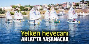 TYF Ahlat Yelken Yarışları başlıyor