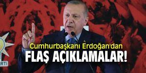 Cumhurbaşkanı Erdoğan, 'Senaryoları boşa çıkardık'