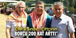 CHP'li Sındır, Yörük Şenliği'nde hemşerilerine seslendi!
