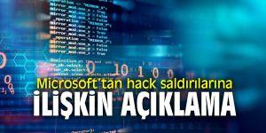 Microsoft'tan flaş açıklama