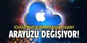 iCloud Web kullanıcılarına müjde!