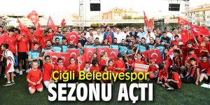 Çiğli Belediyespor Kulübü 2019 – 2020 sezon açılışını yaptı!