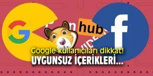 Google ve Facebook hakkında ilginç detay!