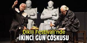 """Dikili Kültür - Sanat, Demokrasi ve Emek Festivali'ne """"Adalet, Sizsiniz"""" oyunu damgası!"""