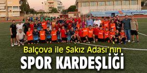 Balçova Belediye Termal Spor, Ajax Xioy ile berabere kaldı!