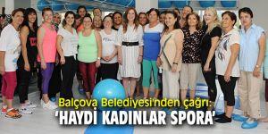 Balçova Belediyesi, semt spor merkezlerinin sayısını artırıyor!