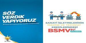 AK Parti İzmir İl Başkanlığı: Söz Verdik, Yaptık