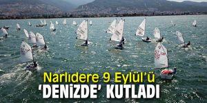 9 Eylül Kurtuluş Kupası Yelken yarışlarında kıyasıya rekabet yaşandı!