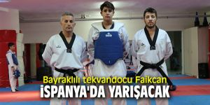 Bayraklılı tekvandocu Faikcan, Türkiye'yi temsil edecek!