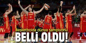 Basketbolda dünya şampiyonu belli oldu!