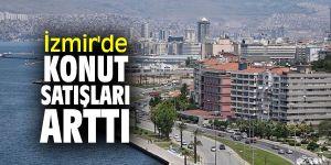 TÜİK açıkladı! İzmir'de konut satışları arttı