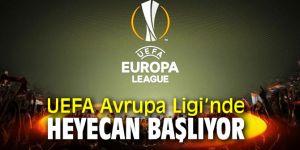 UEFA Avrupa Ligi başlıyor!