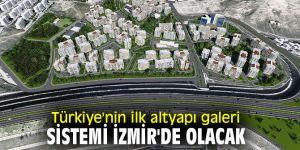 İzmir Büyükşehir Belediyesi, Türkiye'de bir ilke daha imza atacak!