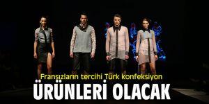 Fransızlar, Türk kıyafetleri giyecek!