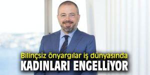 Murat Yeşildere, kadın istihdamına dikkat çekti!