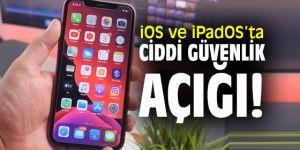 iOS 13.1'de güvenlik açığı!