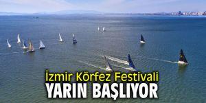 İzmir Körfez Festivali yarın başlıyor