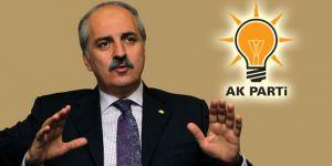 "AK Partili Kurtulmuş, ""Planımız hazır gerekirse adım atarız!"""