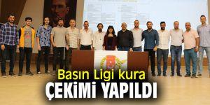 İGC 2019 'Basın Ligi Ünver Ergün Sezonu' kura çekimi yapıldı!