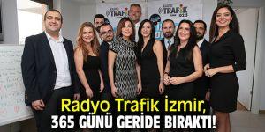 Radyo Trafik İzmir 365 günü geride bıraktı!