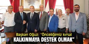 Urla ve Mahmut Türkmenoğlu Kooperatifçilik Vakfı'ndan işbirliği!