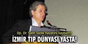 İzmir tıp dünyası yasta!