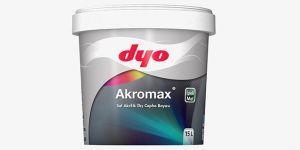 DYO Akromax ile dış cepheler artık daha dayanıklı!