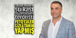 Sedat Peker'e suikast düzenleyen teröristi FETÖ'cüler gizli tanık yapmış