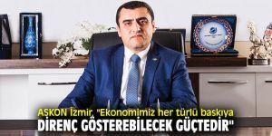 ASKON İzmir'den ABD'nin ekonomik tehditlerine yanıt!