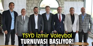 TSYD İzmir Voleybol Turnuvası başlıyor!