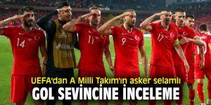 UEFA'dan A Milli Takım'a inceleme