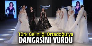 Pınar Bent'in gelinlik tasarımları Ortadoğu'ya damgasını vurdu!
