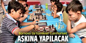 Satranç Turnuvası, Bornova'da başlıyor!
