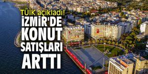 TÜİK açıkladı! İzmir'de konut satışları Eylül ayında arttı