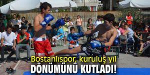 Bostanlıspor, kuruluş yıl dönümünü kutladı!