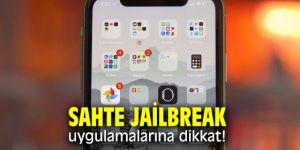 Sahte JailBreak uygulamaları risk taşıyor