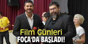 Film Günleri, Foça'da başladı!