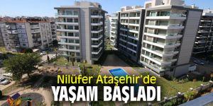 Onag Yapı'nınNilüfer Ataşehir projesinde yaşam başladı