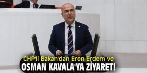 Murat Bakan'dan Erdem ve Kavala'ya ziyaret!