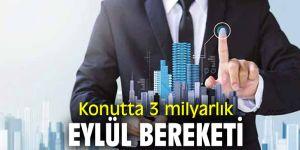 İzmir'de Eylül ayında konuta büyük yatırım!