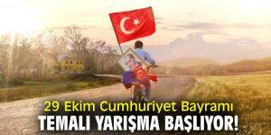 29 Ekim Cumhuriyet Bayramı temalı yarışma başlıyor!
